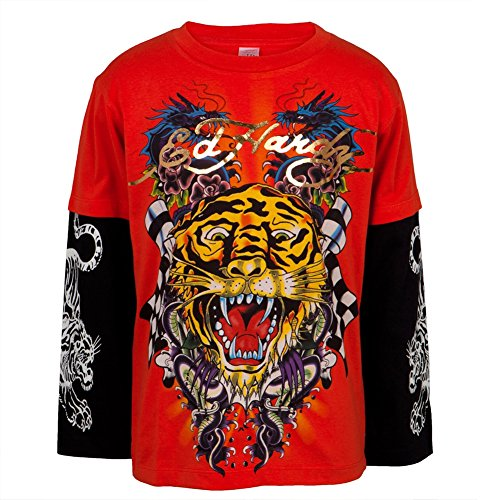 (Ed Hardy - Tiger and Dragon Roar Youth 2fer - Youth)