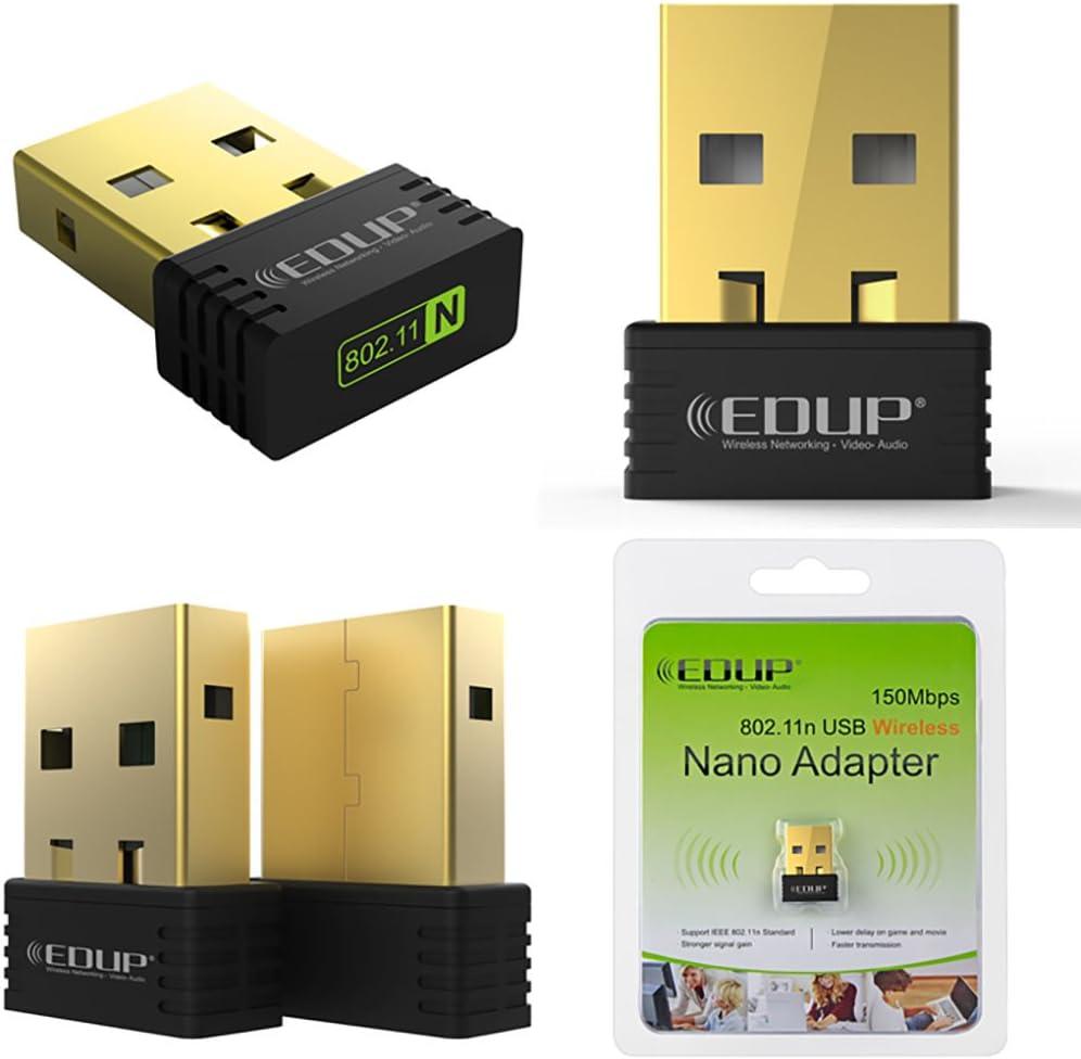 Newmore - EDUP Adaptador USB Wifi del adaptador 150Mbps