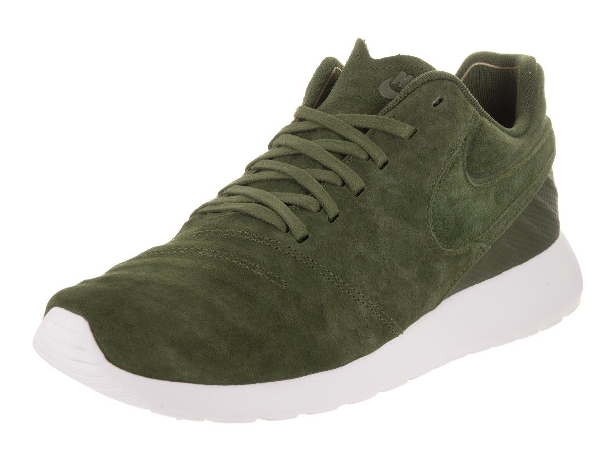 Nike Men's Roshe Tiempo VI Casual Shoe B06XGLQLX1 8 D(M) US|Legion Green/Legion Green - White