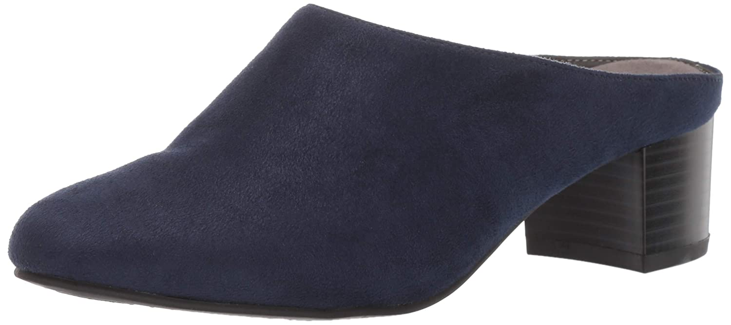 bluee Fabric Aerosoles Women's Lilypad Mule