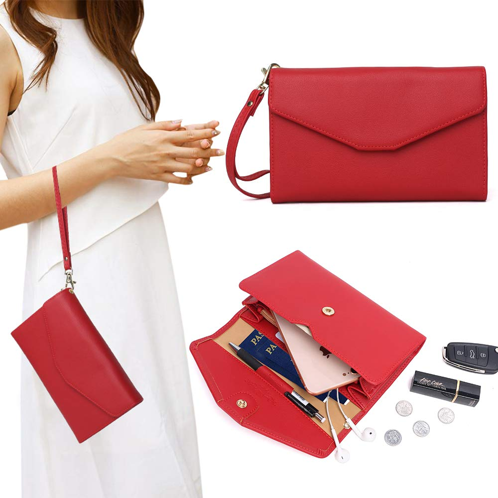 352d08b5666 Best Rated in Women s Clutch Handbags   Helpful Customer Reviews ...