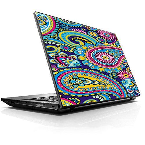 Paisley Mix - 15 15.6 inch Laptop Notebook Skin vinyl Sticker Cover Decal Fits 13.3