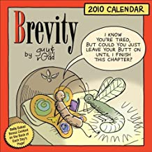 Brevity: 2010 Day-to-Day Calendar by Guy Endore-Kaiser (2009-07-15)