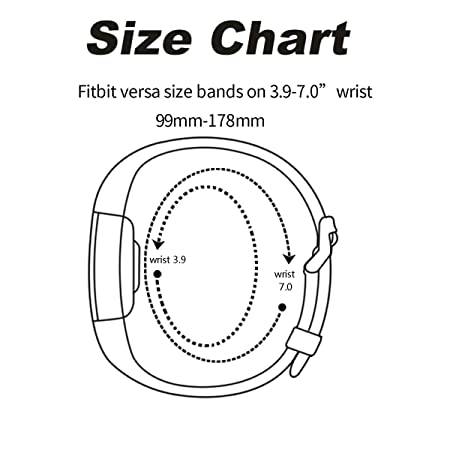 Amazon Com Ownace Libra Gemini Bands Compatible Fitbit Versa
