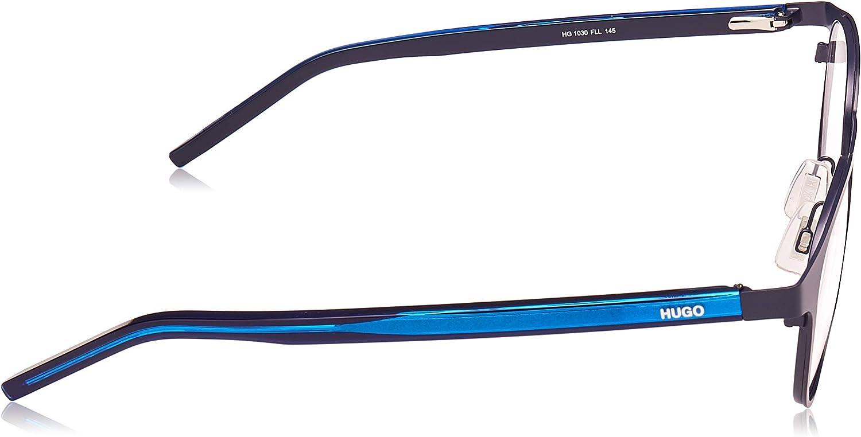 hug Hg 1024 0FLL Matte Blue Sunglasses Hugo