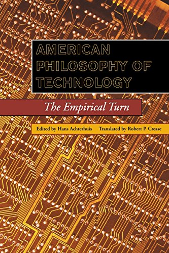 American Philosophy of Technology: The Empirical Turn (Tapa Blanda)