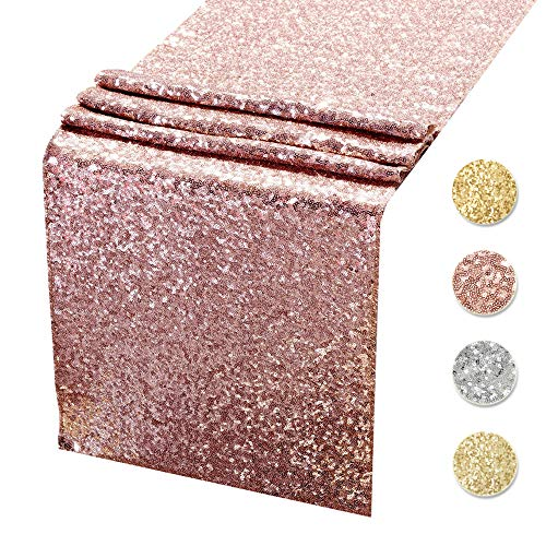 ACRABROS Runner Rose Supplies Decorations Birthday product image