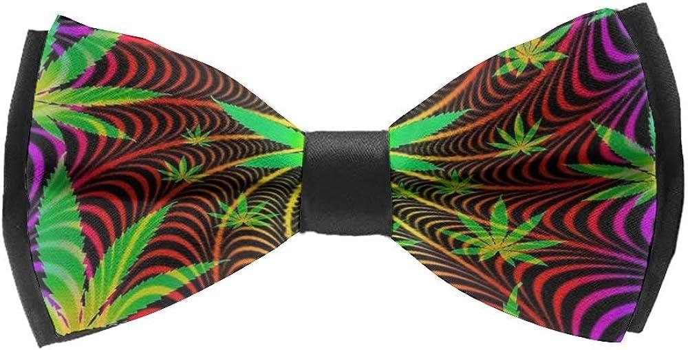 Men's Elegant Casual Formal Tuxedo Bowties Pre-tied Adjustable Bow Tie