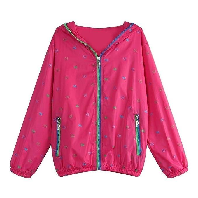 chaqueta con cremallera Richie Casa de las niñas con poca ...