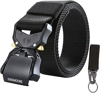 Belt Nylon Hook Buckle Buckle Metal Tactical belt Training Belt Belt Waist Belt