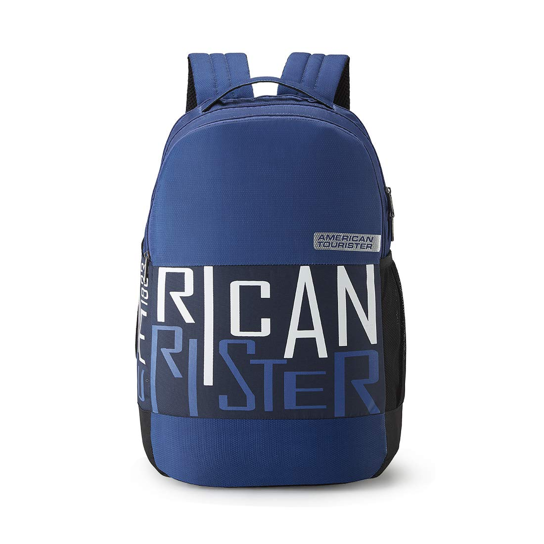 American Tourister Bounce 28 Ltrs Blue Casual Backpack (FR9
