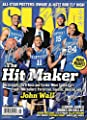2010 University of Kentucky Wildcats team signed autographed Slam magazine Featuring all top players and coach Calipari