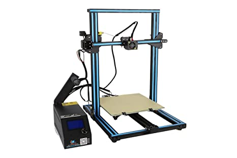 Impresora 3D CR 10S Blue Creality 3D Actualizada Dual Z Axis 300 ...