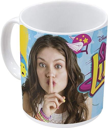 Soy Luna-Soy Taza Promo Ceramica 11oz en Estuche (STOR 46905)