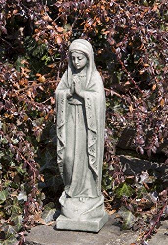 """Campania International R-055-AS Madonna Statue, 14"""", Alpi..."""
