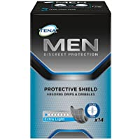 Tena Men extra light EINLAGEN 14 ST