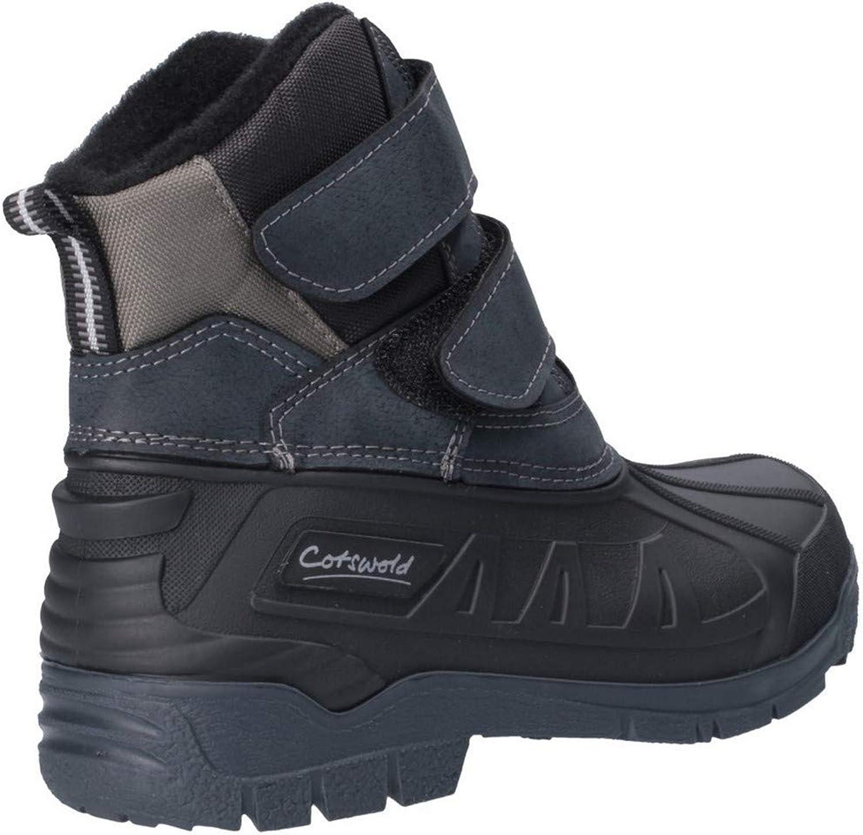 Cotswold Womens Kempsford Wellington Boot Nero
