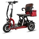 Amazon.com: Qnlly - Silla de ruedas eléctrica reclinable ...