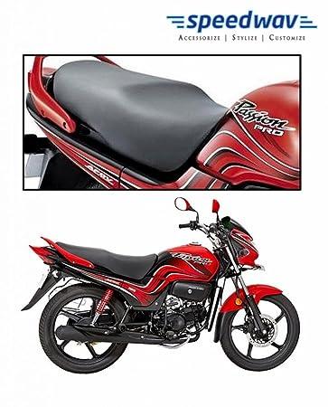Speedwav Bike Seat Cover For Hero Passion Pro Car