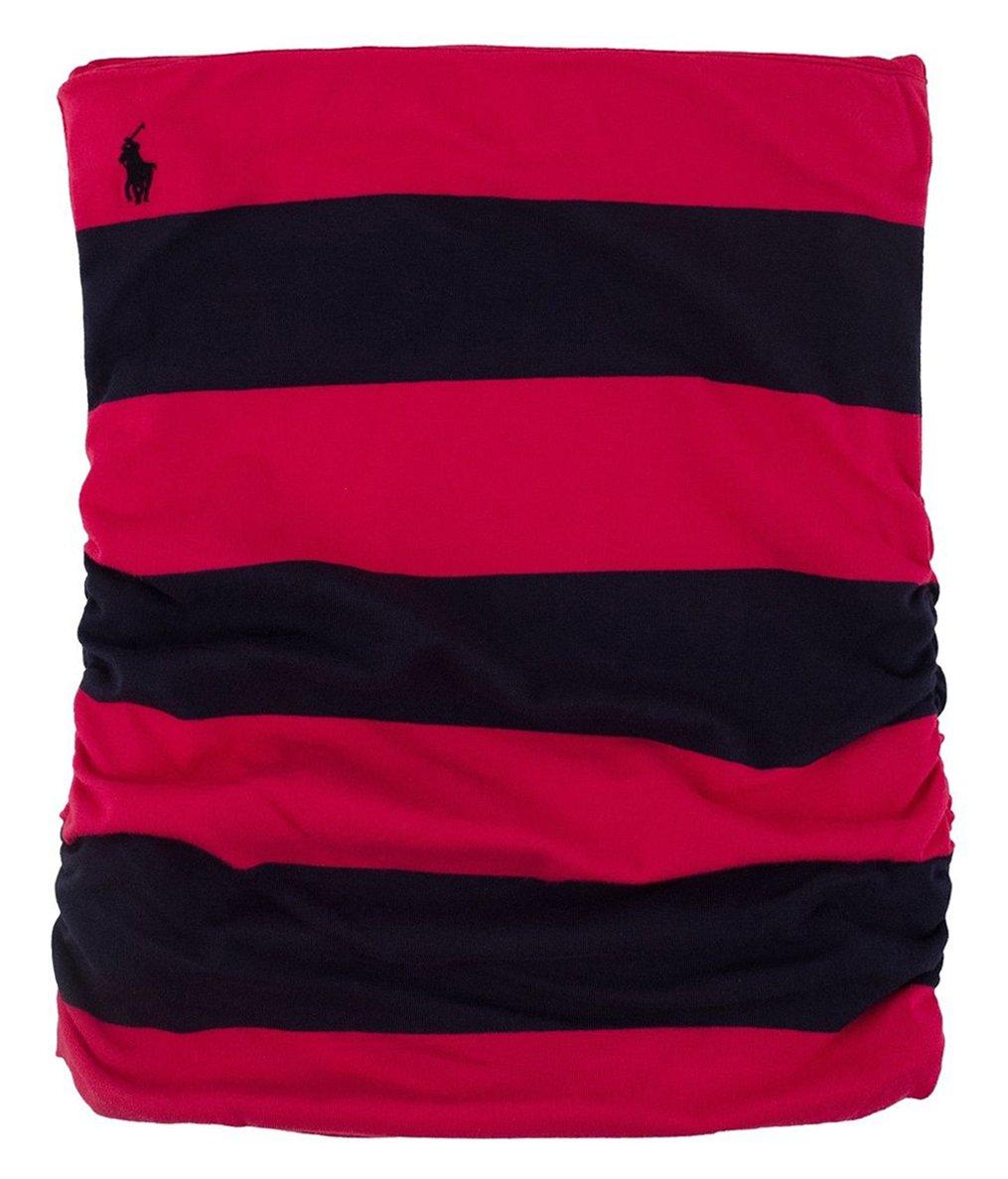 Ralph Lauren Girls' Ruched Striped Skirt