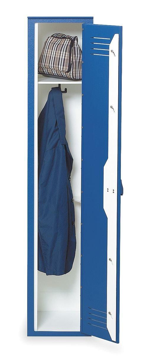 Bradley - LK1215601HV-203 - Wardrobe Locker, Assembled, One Tier, 12 Overall Width
