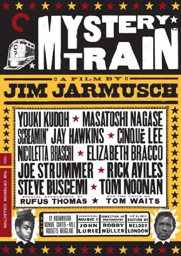 Image result for mystery train criterion poster