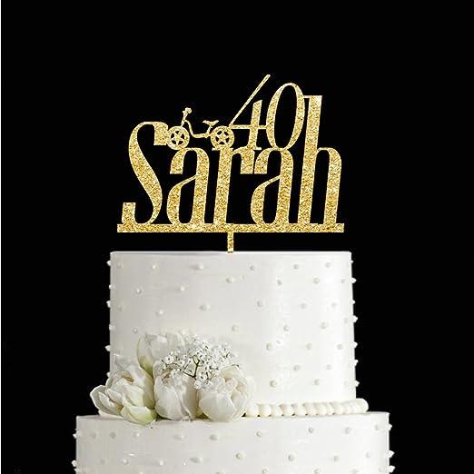 Kiskistonite - 40 adornos para tartas de cumpleaños ...