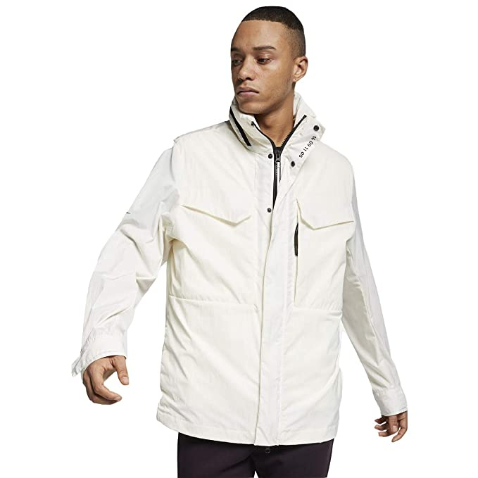 NIKE NSW SPORTS Pack Parka Fleece Synthetic Fill Medium Mens