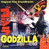 The Best Of Godzilla 1984-1995: Original Film Soundtracks by Akira Ifukube (1998-08-02)