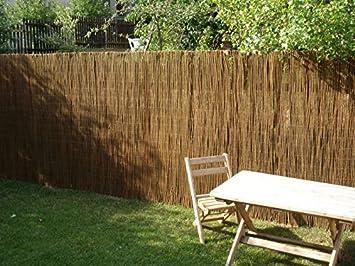 Nature Lounge Weidenmatte 180 X 300 Cm Hochwertiger Weiden