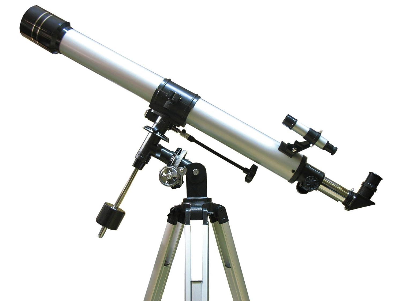 Telescopio Refractor Acromático