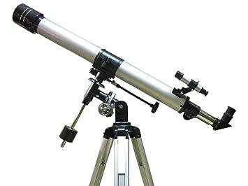 Orbinar 900 70 eq2 refraktor teleskop achromat fernrohr: amazon.de