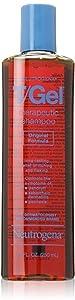 Neutrogena T/Gel Therapeutic Shampoo Original Formula 8.50 oz (Pack of 3)