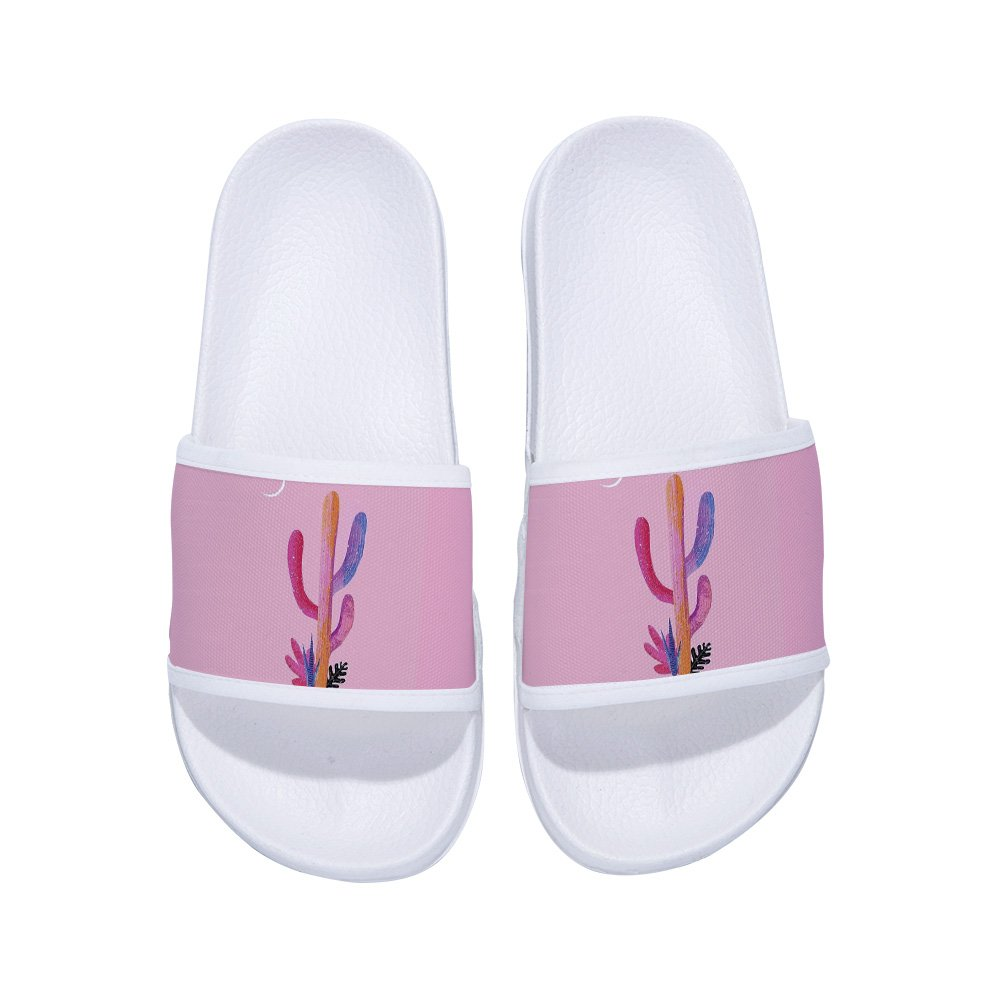 Xhan Summer Slippers Boys Girl All-match Anti-skid Sandals