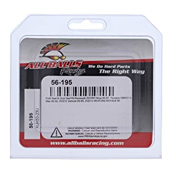 New Fork Oil Seal Set Kawasaki ZX1000 Ninja Yamaha VMX1200 XVZ1200 XVZ1300