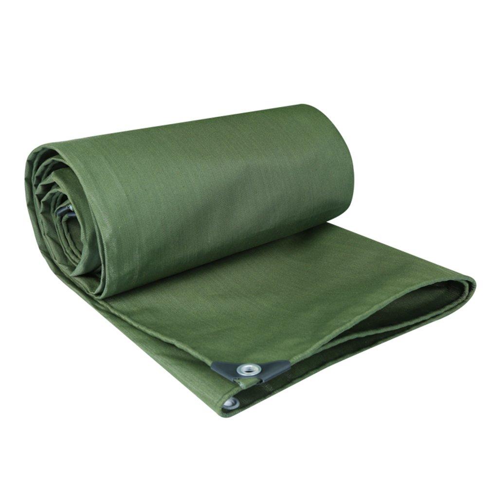 LGQ-HW ターポリン - 頑丈な防水ターポリン、厚い耐雨性の断熱材のサンバイザー (サイズ さいず : 3*5m) 3*5m  B07QG977XZ