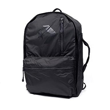 7d17a1832344 Amazon.com  Converse mens 22L BACKPACK 10006674-A01 - BLACK  Clothing