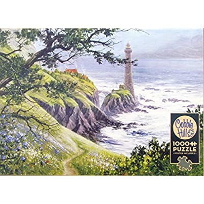 Cobblehill Puzzles 1000 Pc Summer Lighthouse