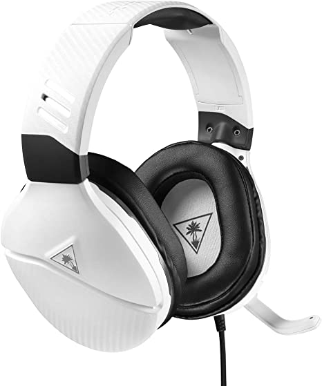 casque de gamer turtle beach blanc