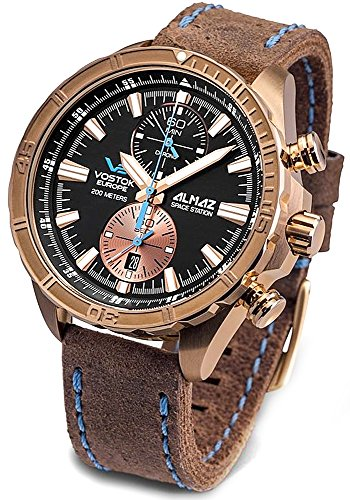 Vostok Europe Almaz Space Station Men's watches 6S11/320O266