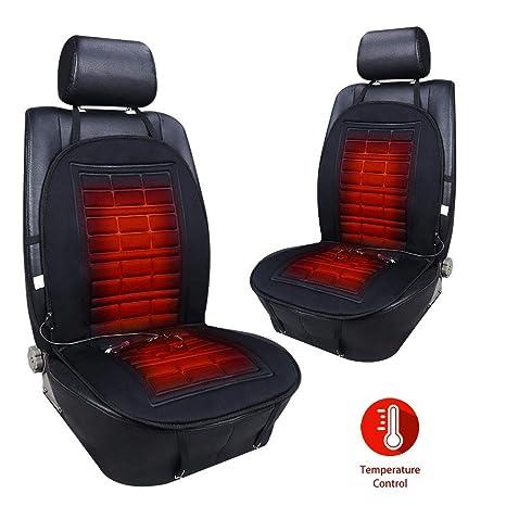 Amazon.com: Houkiper - Asiento térmico para coche, Paquete ...