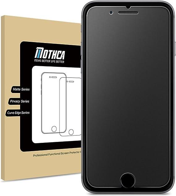 2 Pi/èces Protecteur D/écran pour iPhone 8 Plus//iPhone 7 Plus 9H Hardness Full Coverage Film Protection pour iPhone 8 Plus//iPhone 7 Plus LAFCH Verre Tremp/é HD Flim Protection /écran