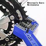 Oumers Motorcycle Bike Chain Clean Brush