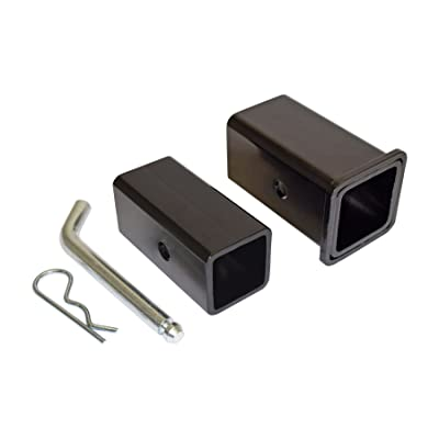 Receiver Hitch Adapter (RH-325) - 3 Inch to 2-1/2, 3 Inch to 2 Inch - Made in U.S.A.: Automotive