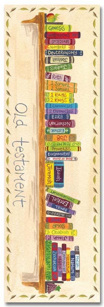 Hannah Dunnett Bookmark - Books of The Bible