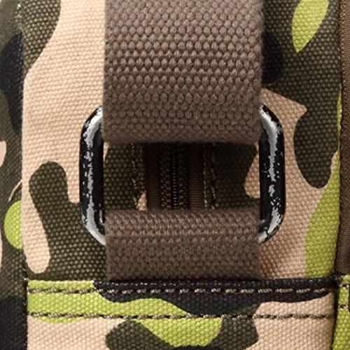 trp0404 Troop London Urban Borsa in Tela da spalla, Tablet Friendly TRACOLLA BORSA (Camouflage)