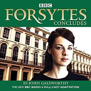 The Forsytes Concludes Radio/TV Program