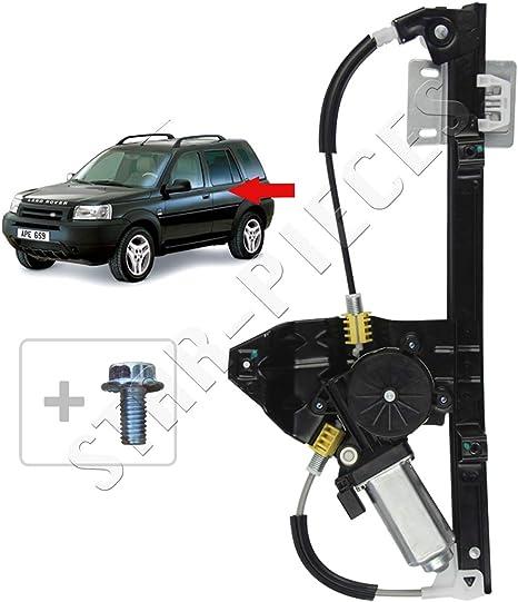 STARKIT PERFORMANCE M/écanisme l/ève vitre /électrique arri/ère Gauche avec Moteur Land Rover Freelander de 1998 /à 2006.