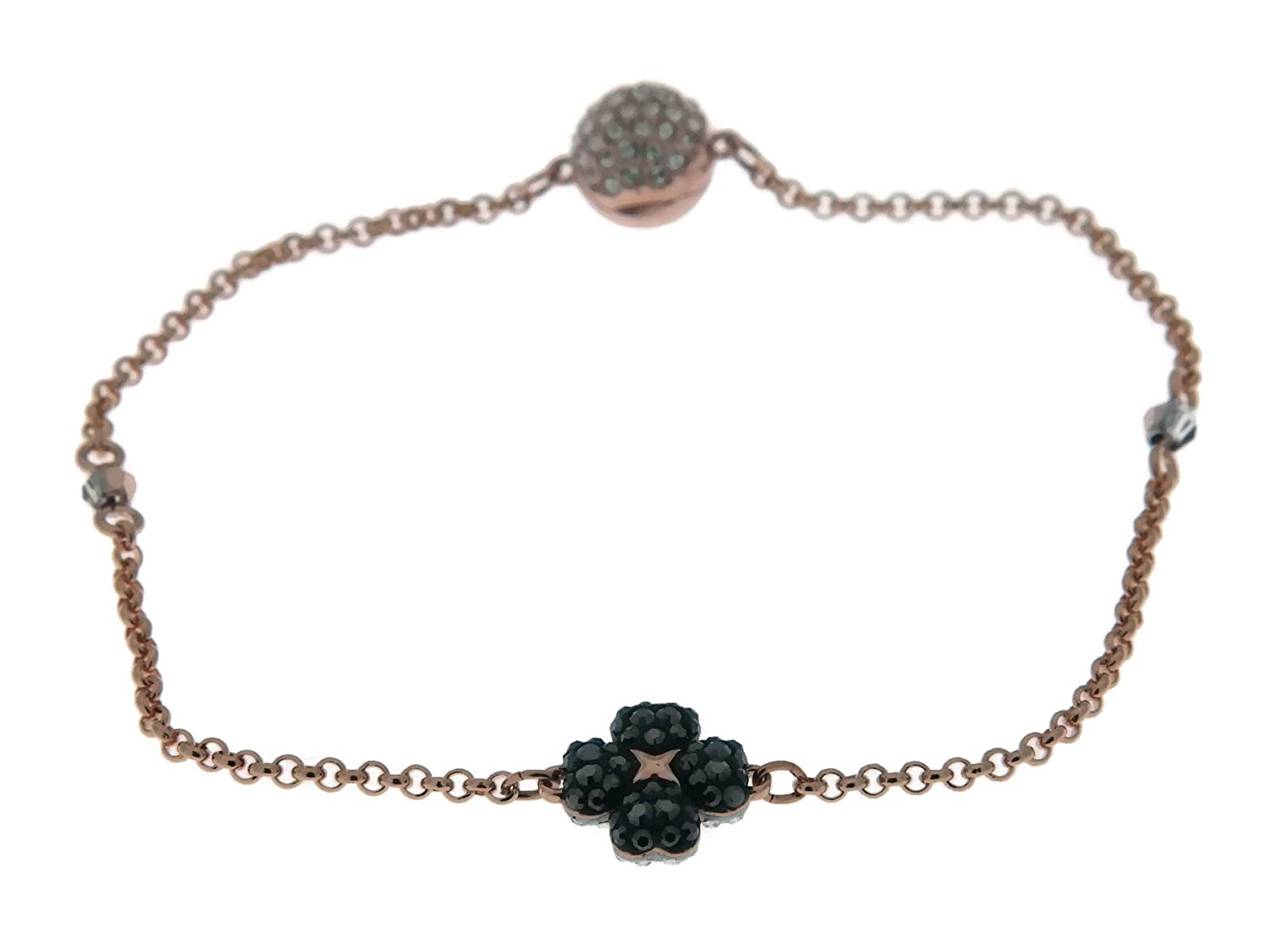 b79ef2731 Swarovski Remix Collection Clover Bracelet - 5375185: Amazon.com.au: Fashion