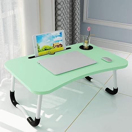 Amazon.com: Mesa plegable para ordenador portátil para cama ...